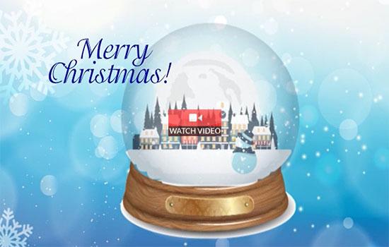 Christmas Snowglobe!
