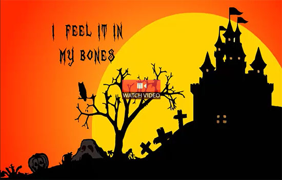 Halloween Friends!