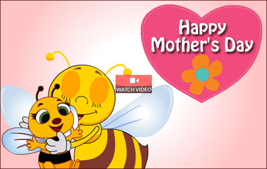 Busy Bee Mom!