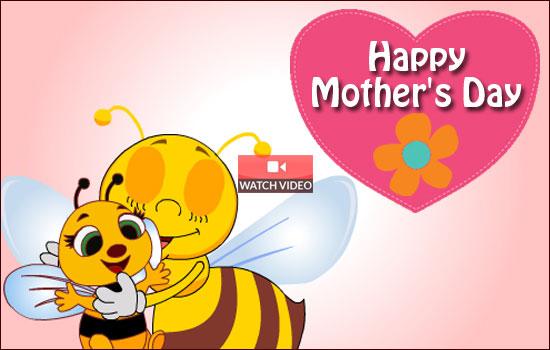 Busy Bee Mom!