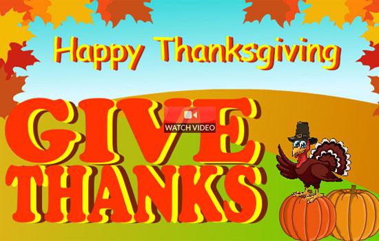 Thanksgiving Turkey Talk!