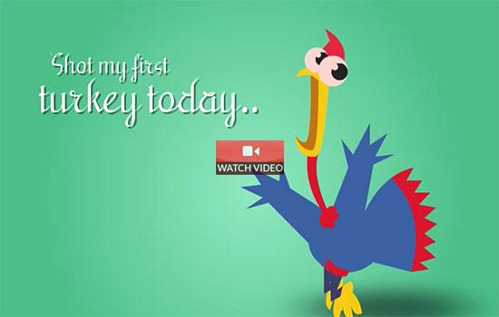 Turkey Shooting Time!