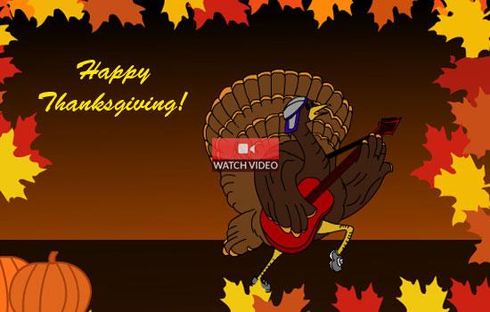 Thanksgiving Surprise!