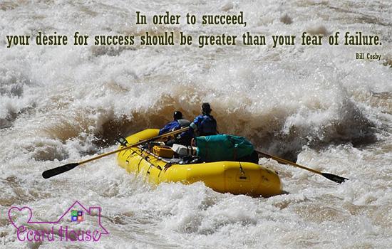 Ignore Fear Of Failure