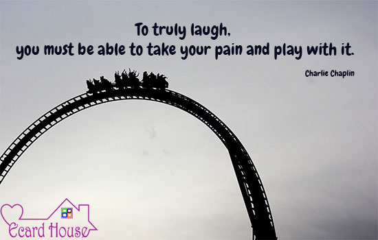 Play with your pain