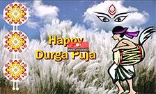 Durga Puja Wishes!