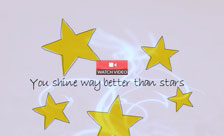 For Your Shining Star!