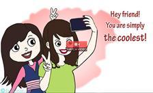 Friendship Selfie!