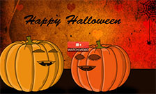 Halloween Pumpkin Love!