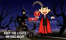 Halloween Dracula!