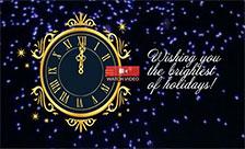 New Year Holiday Wish!